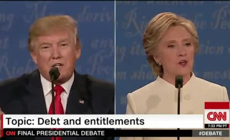 Trump on Hillary: Such a Nasty Woman