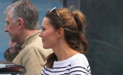 Kate Middleton Post-Baby Weight Loss: First Look at Slimmed-Down Duchess!