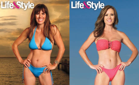 Do you prefer Trista Sutter before or after plastic surgery?
