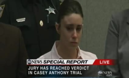 Even Clerk Can't Believe Casey Anthony Acquittal