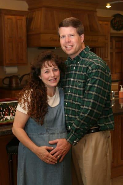 Michelle Duggar: Pregnant Throwback