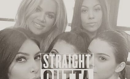Khloe Kardashian Reminds Fans That She Came Out of Her Mom's Vagina
