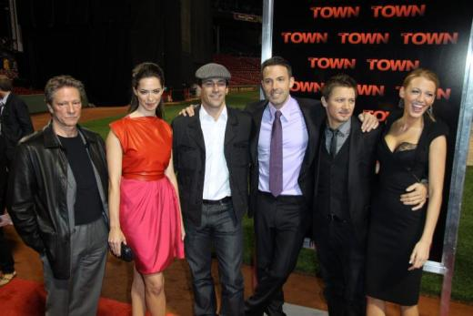 The Town Cast