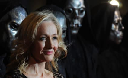 J.K. Rowling Announces Stage Production of Harry Potter Prequel