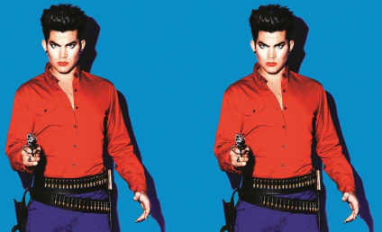 Adam Lambert Poses for Out, Dishes on Second Album