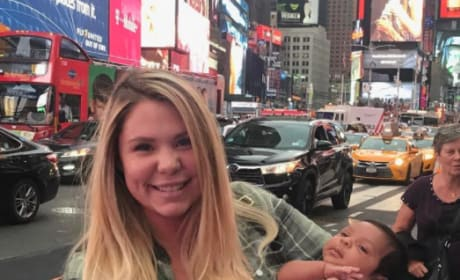 Kailyn Lowry Finally Reveals (VERY Unusual) Baby Name!