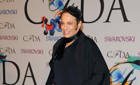 Chris Kattan at Fashion Awards