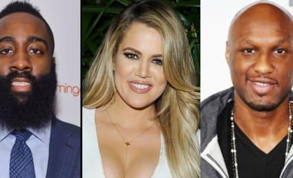 Khloe Kardashian: Did She Just Choose James Harden Over Lamar Odom?!