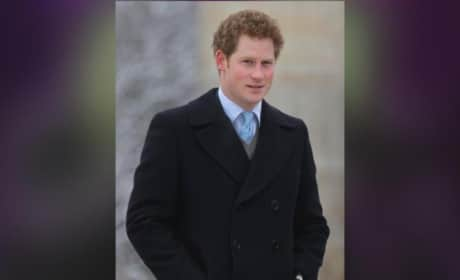 Prince Harry: Twerking?