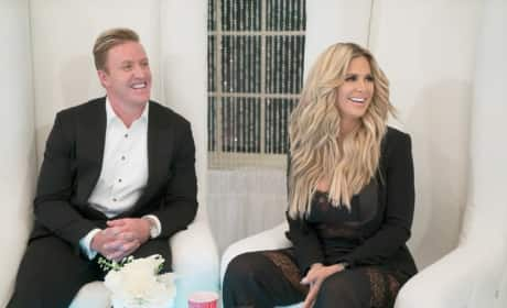 Kroy Biermann and Kim Zolciak-Biermann