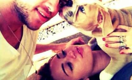 Miley Cyrus Loves Being a Fiancee!!!