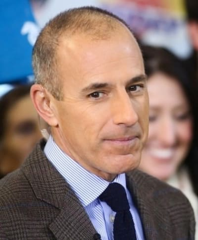 Matt Lauer on NBC