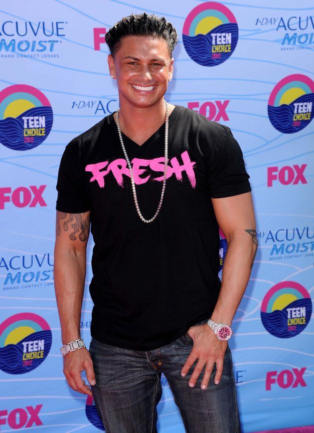 Pauly D at Teen Choice Awards