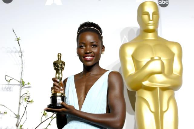 Lupita Nyong'o Wins!