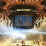 Stage at Yeezy Season 3 fashion show