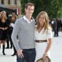 Kim Sears and Andy Murray Photo