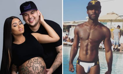 Rob Kardashian: Under Investigation For Threatening Pilot Jones!