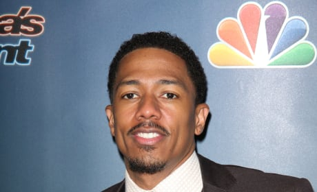 Nick Cannon Red Carpet Image