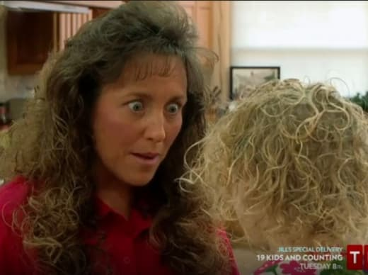 "Michelle ""Crazy Eyes"" Duggar"
