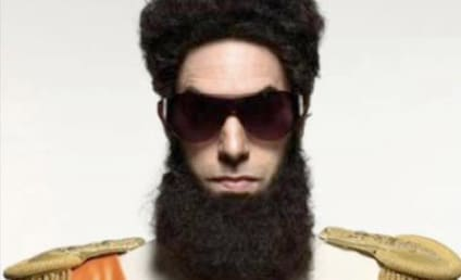 "Sacha Baron Cohen Slammed for ""Damaging Lunacy"" of The Dictator Stereotype"