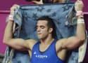 Danell Leyva, Towel Soak Up Olympic Glory