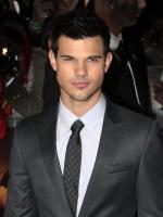 Taylor Lautner in London