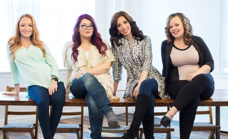Teen Mom Pregnancy Rumors: Who's REALLY Expecting?!