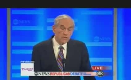 GOP Debate: Ron Paul, Newt Gingrich Spar on Foreign Policy