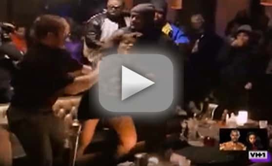 Love & Hip Hop: Atlanta Fight Clip