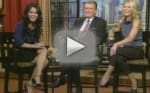 Live with Regis and Kelly Appearance