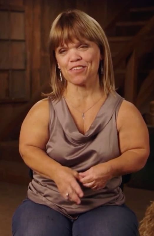 Amy roloff on air