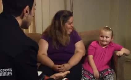 Honey Boo Boo Makes Like Christopher Walken, Demands More Cowbell