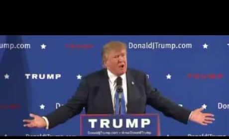 Donald Trump Makes Offensive Muslim Comments… Again