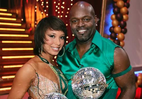 Emmitt smith and cheryl burke