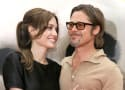 Brad Pitt: Caught LYING About Giving Up Booze & Pot For His Kids?!