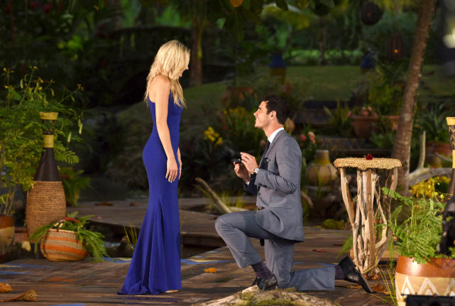 Down on One Knee!