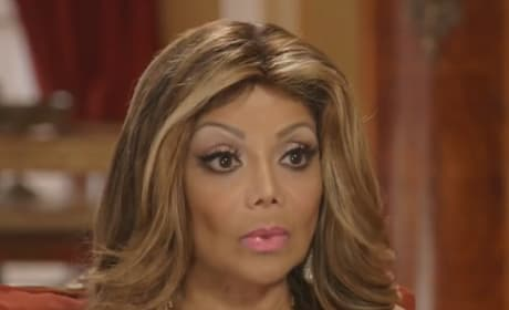La Toya Jackson on Hollywood Medium