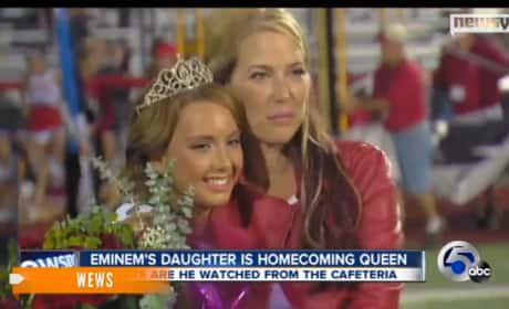 Hailie Scott Named Homecoming Queen!