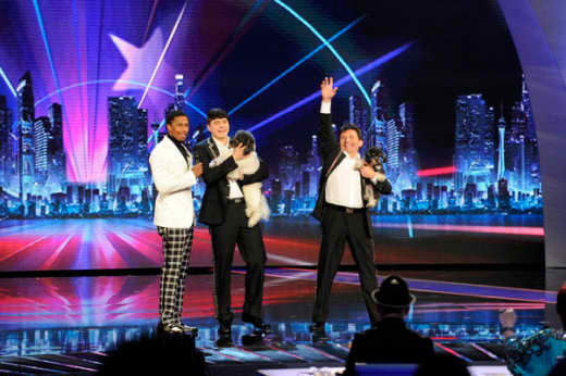 Saying Goodbye on America's Got Talent