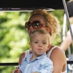 Jayden James Federline and Britney