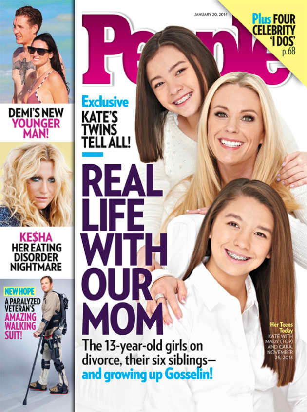 Kate Gosselin People Cover