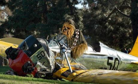 Harrison Ford: Wookie on the Back Nine