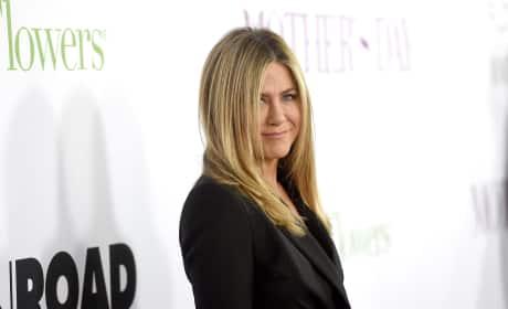 Jennifer Aniston at Premiere