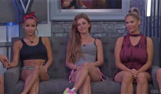 Big Brother Week 8 Nominees