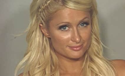 Cy Waits and Paris Hilton Submit Mugshots into Celebrity Hall of Fame