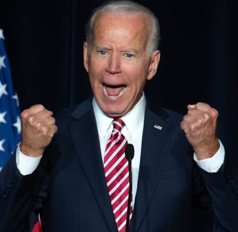 Joe Biden, Fired Up