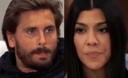 Kourtney Kardashian and Scott Disick Clash After the Kids Meet Sofia Richie!