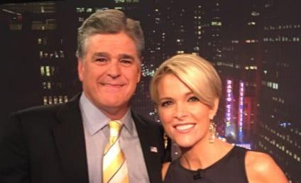 Megyn Kelly and Sean Hannity: Look! We're #Friends!!!!!