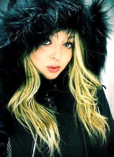 Tiffany Trump: Hot in Winter