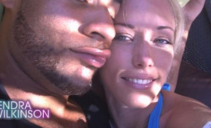 "Kendra Wilkinson: Looking to ""Capitalize"" on Hank Baskett Cheating Scandal?!"